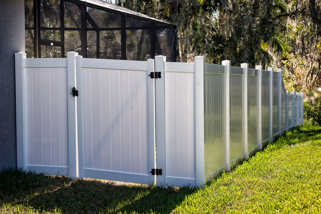 Explore Your Vinyl Fence Installation Options in Billings, MT